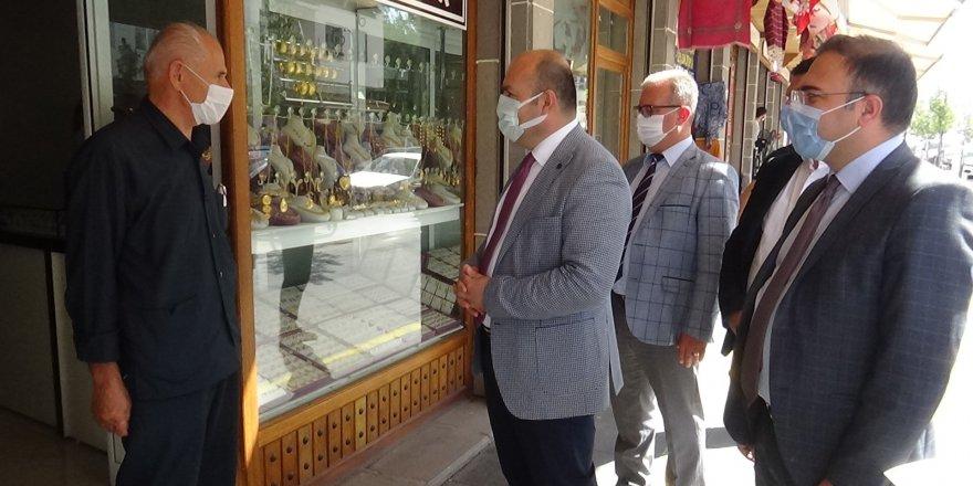 Diyarbakır'da koronavirüs denetimleri sıklaştırıldı