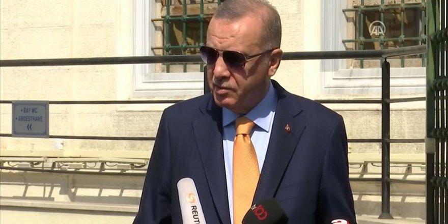 Erdoğan: Koronavirüs önlemlerinde işi tekrar sıkmak durumundayız
