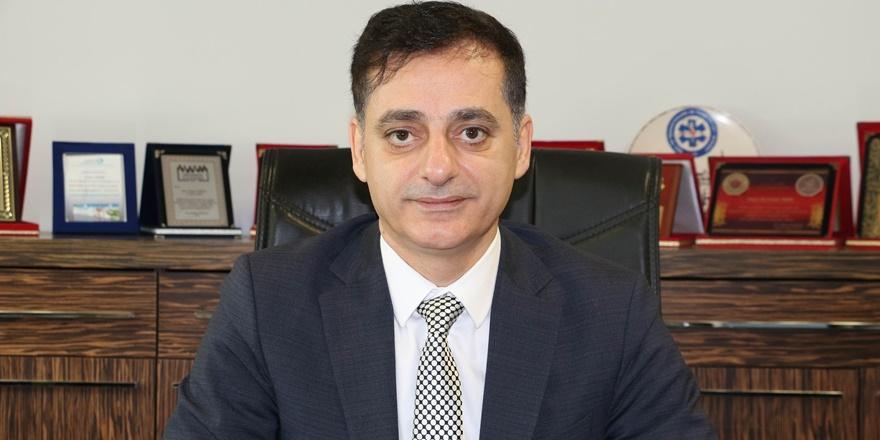 Diyarbakır Sağlık Müdürü koronavirüse yakalandı