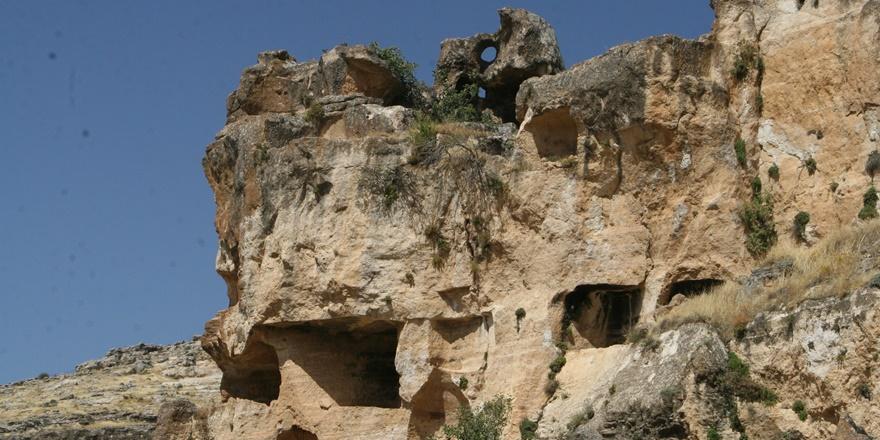 Diyarbakır Hasuni Mağaralarında UNESCO çalışmaları