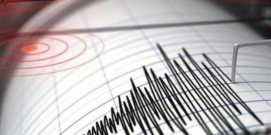 Van'da ve Bitlis'te deprem