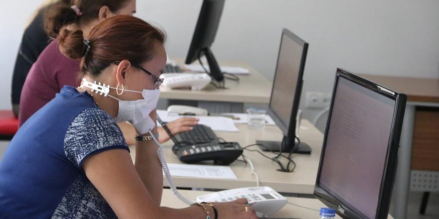 Diyarbakır'da 'Pandemi Danışma Hattı' kuruldu