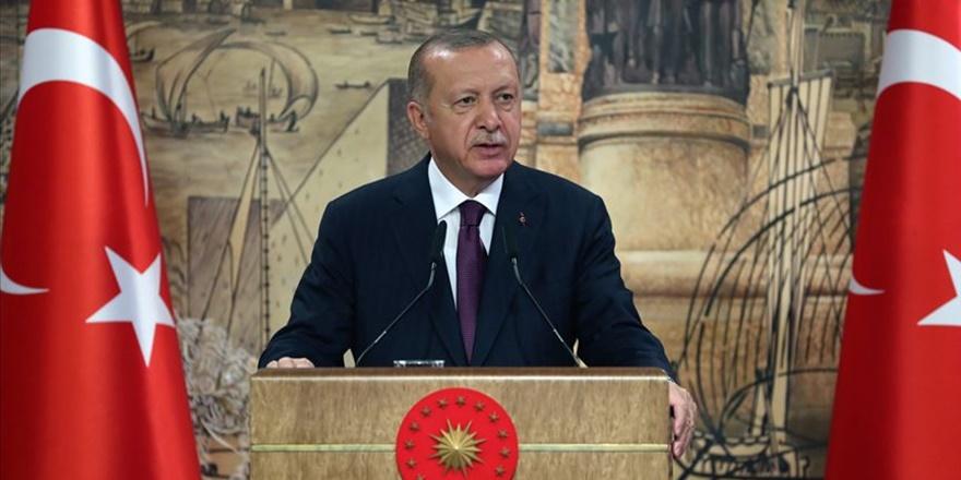 Erdoğan: Türkiye, tüm imkanlarıyla Azerbaycan'ın yanındadır