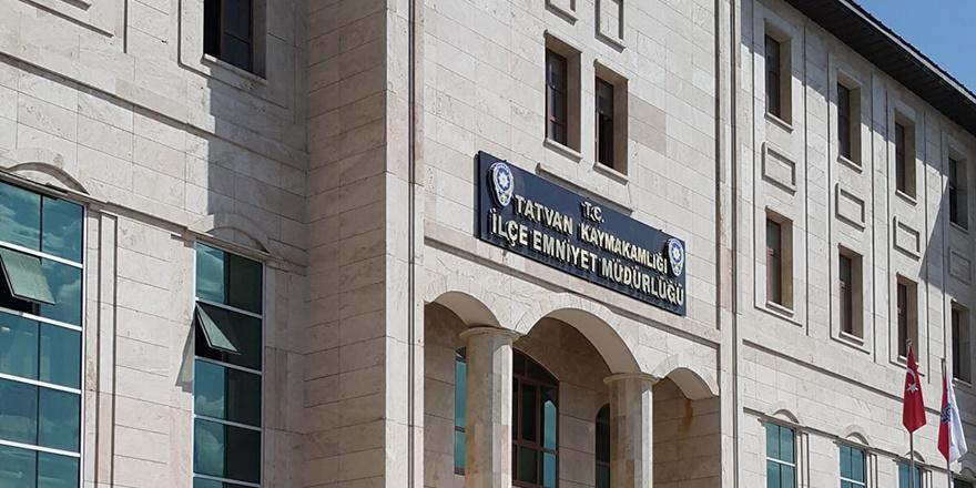 Tatvan'da 124 düzensiz göçmen yakalandı
