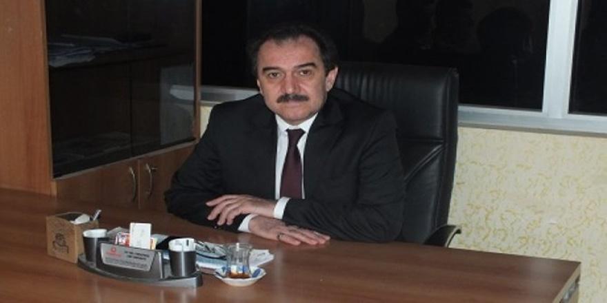 DEVA Partili Merdanoğlu'dan Vali ve Rektöre çağrı