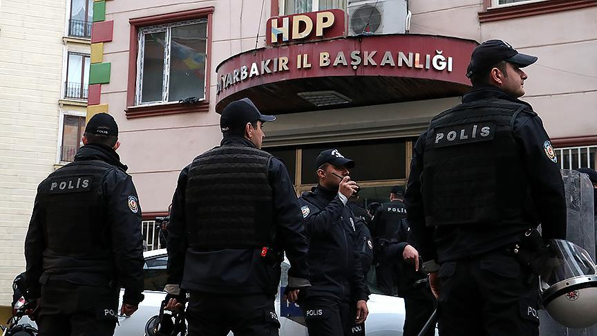 Diyarbakır'da operasyon: 14 gözaltı