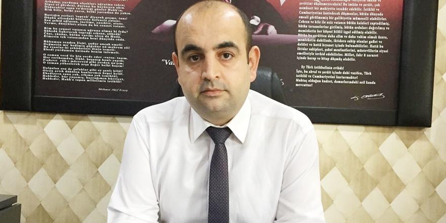 Silvan İlçe Milli Eğitim Müdürü korona virüse yakalandı