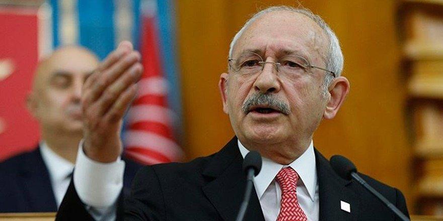 Kılıçdaroğlu: İktidar bir parti kurup HDP'yi parçalama arayışında