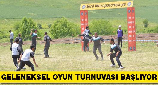 Diyarbakır'da Birê müsabakası yapılacak