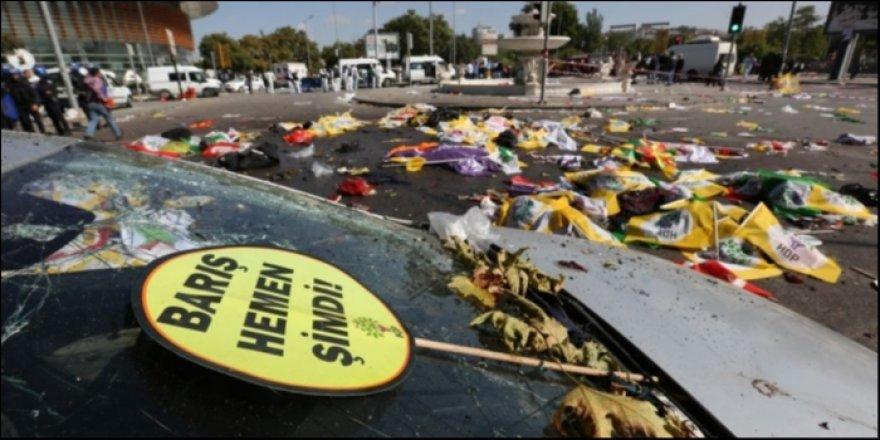Ankara Katliamı'nda yargılananların Cezası onandı
