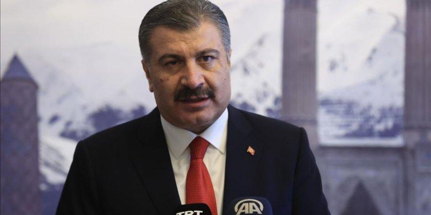 Sağlık Bakanı Koca uyardı: Salgında ülke genelinde artış var