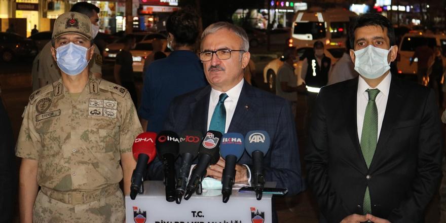 Diyarbakır'da korona virüs denetimlerinde 19 milyon lira ceza kesildi