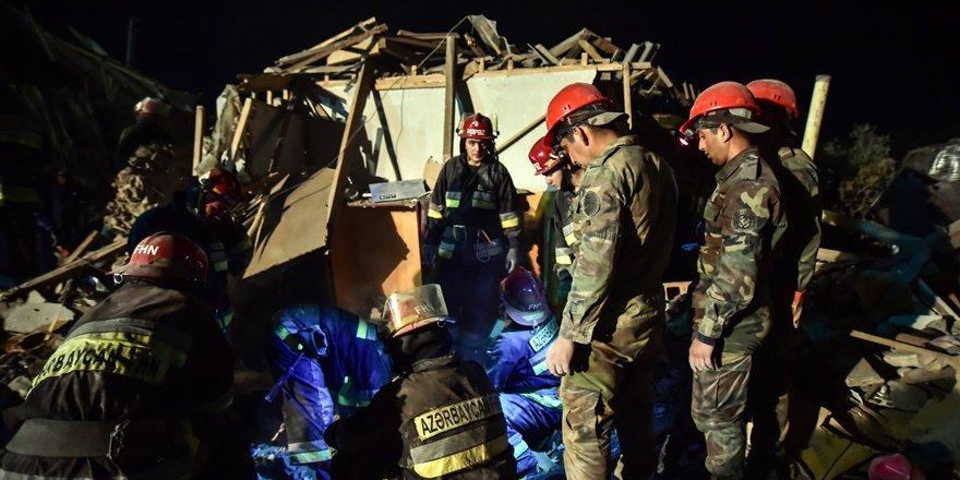 Ermenistan'dan füzeli saldırı: 12 kişi hayatını kaybetti