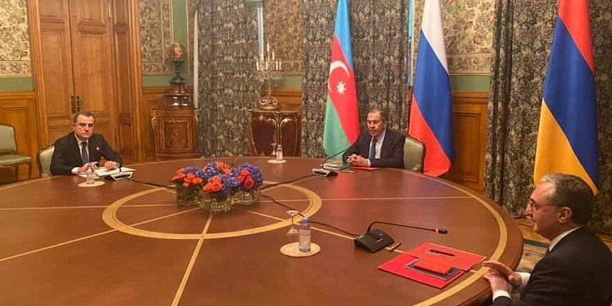 Ermenistan ile Azerbaycan ateşkes dedi