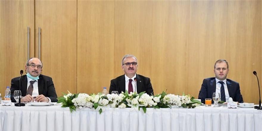 Diyarbakır'da turizm koordinasyon toplantısı