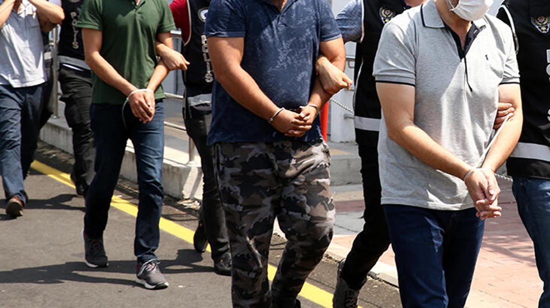 Diyarbakır merkezli FETÖ operasyonu: 12 gözaltı