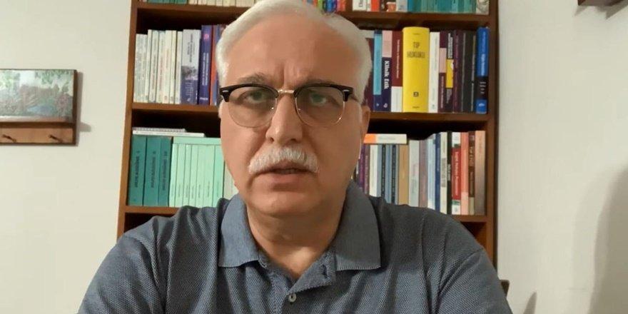 Bilim Kurulu üyesi Prof. Dr. Özlü: Hane halkı dışında kimseyi eve almayın