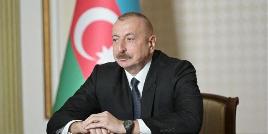 Aliyev: Dağlık Karabağ'da ateşkese hazırız