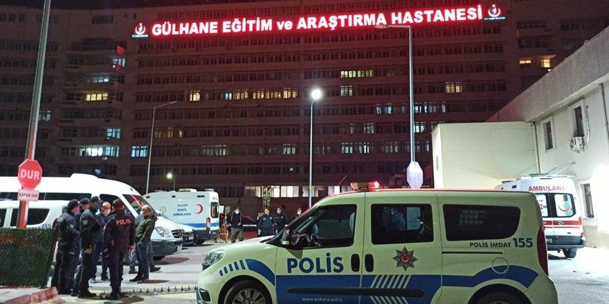 Ankara'da hastaneye taşlı saldırı, çok sayıda gözaltı var