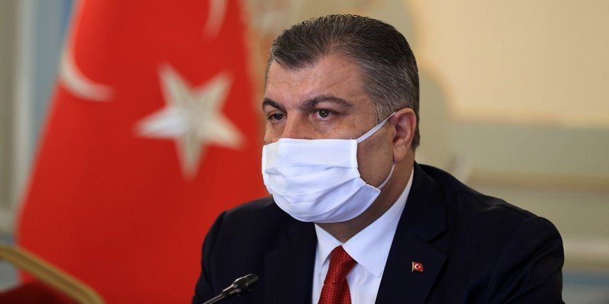 Sağlık Bakanı Koca, İstanbul'da yerel yöneticilerle buluştu