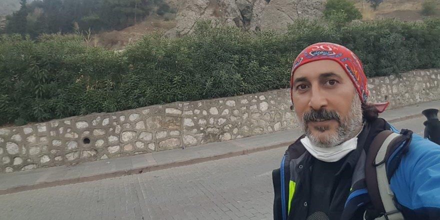 VİDEO - Ağrı dağı zirvesinde 3 gün konakladı, hedefi Everest