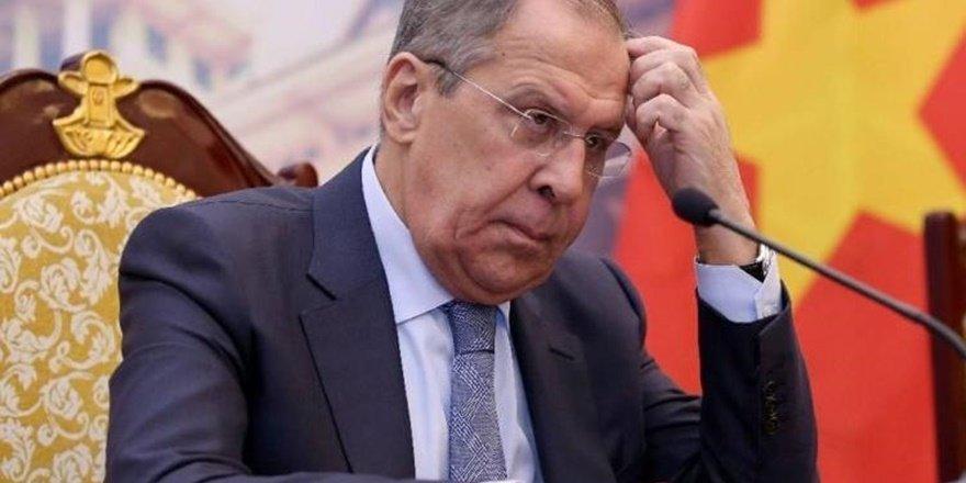 Rusya Dışişleri Bakanı Lavrov karantinada