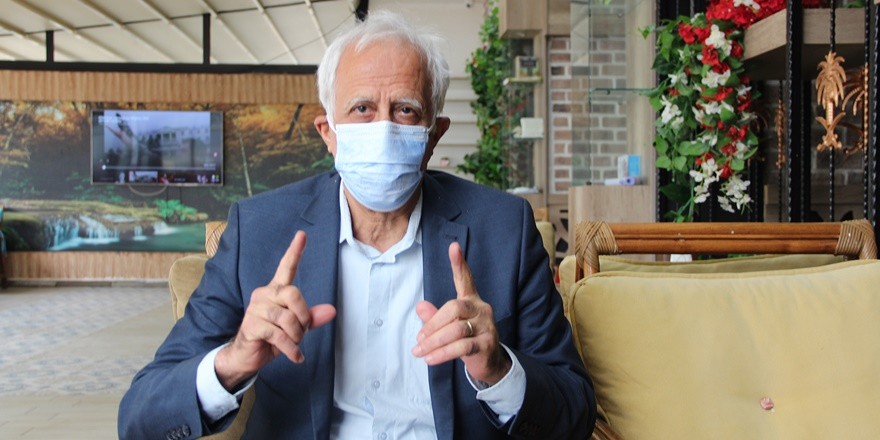 VİDEO - KKP Genel Başkanı Çiftyürek:Rojava'yı al İdlib'i ver