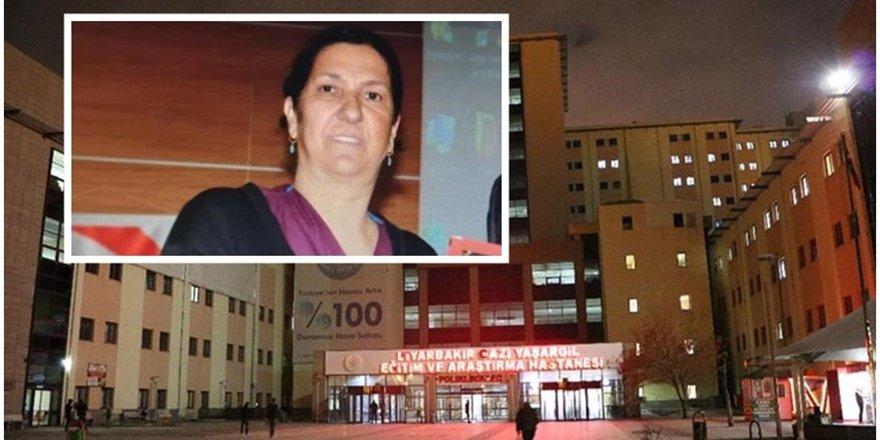 Diyarbakır'da bir sağlık çalışanı koronaya yenik düştü