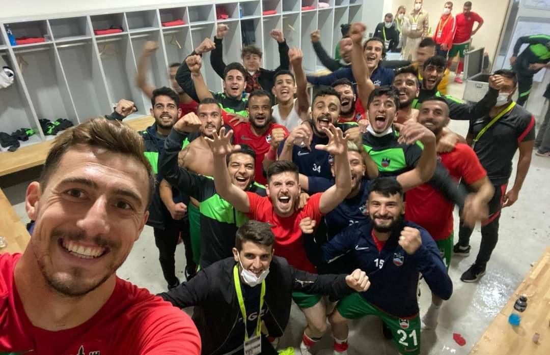 Diyarbekirspor en iyi sezon başlangıcına imza attı