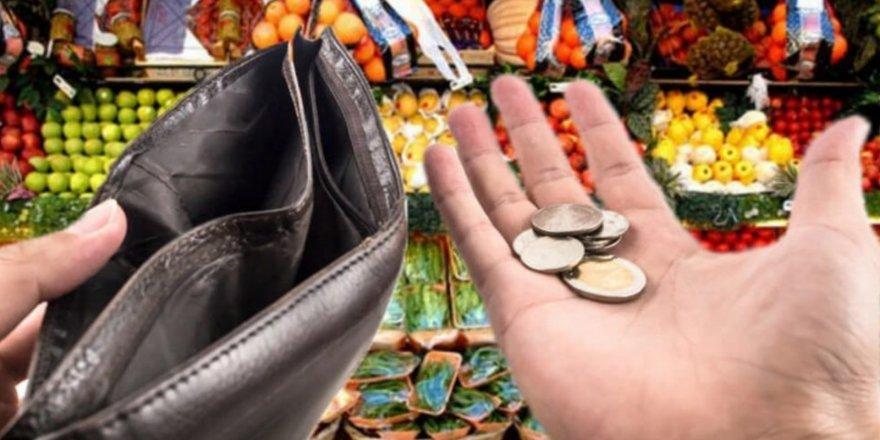 BETAM: Ekonomik olarak zorlanan yemeğinden kısıyor
