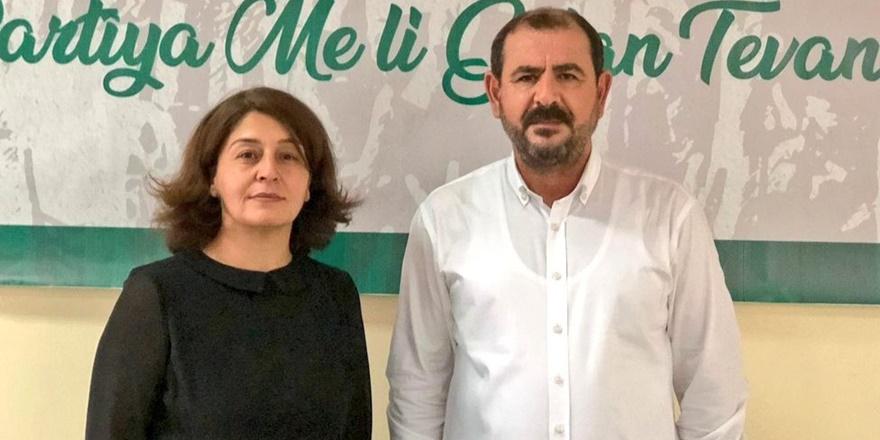 HDP Diyarbakır il eşbaşkanları tutuklandı