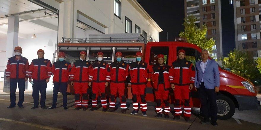 Diyarbakır ve Bölgeden İzmir'e destek