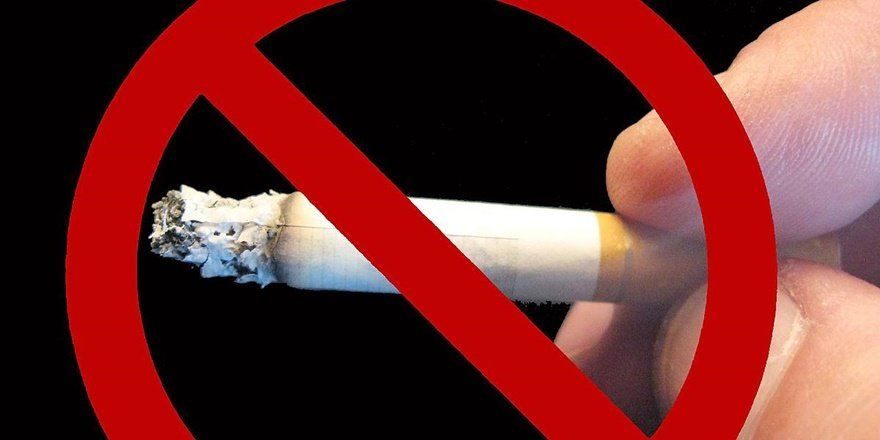 Antep'te bazı caddelerde sigara içmek yasak