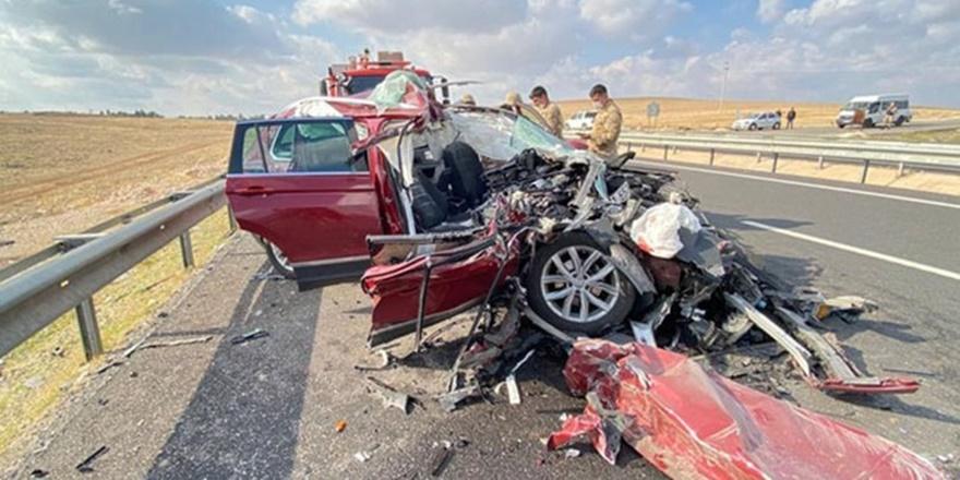Ahmet Türk'ün akrabaları kaza yaptı: 1 ölü, 3 yaralı