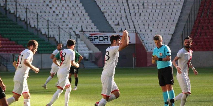 Amedspor, Kocaelispor'u sahasında 3-0 mağlup etti