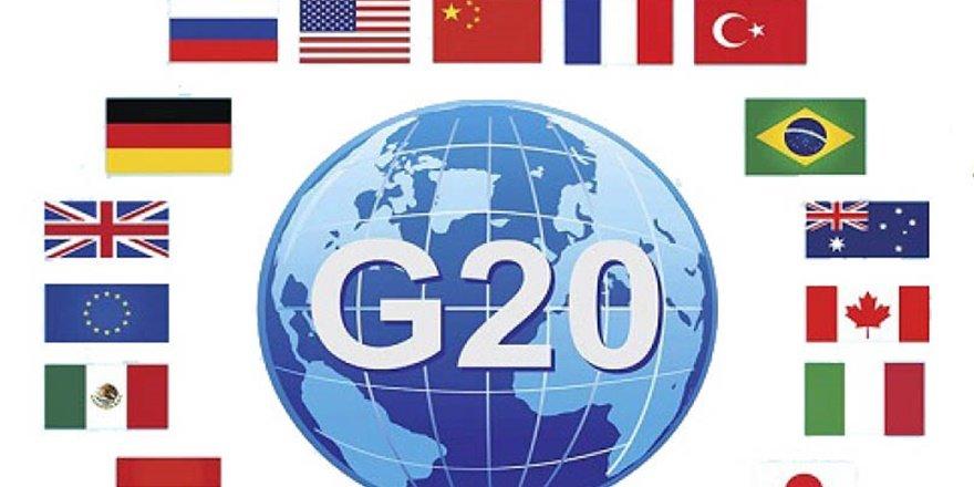 G-20'nin ilkgündemi pandemi