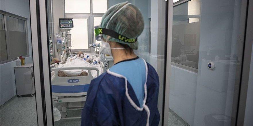 Türkiye'de koronavirüsten 193 kişi daha hayatın kaybetti