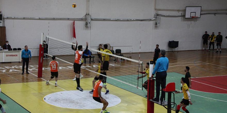 Diyarbakır'ın Voleybol 1. Lig'deki tek takımı destek bekliyor