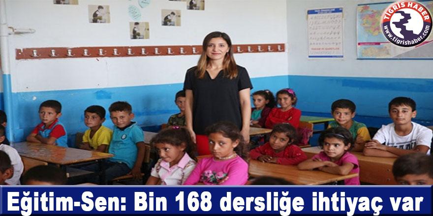 Diyarbakır'da bin öğretmen açığı var