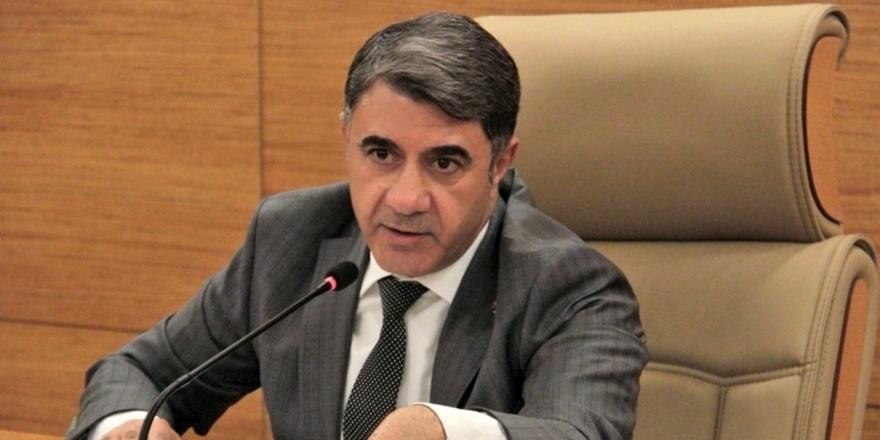 Diyarbakır Ticaret Borsası Başkanı Yeşil hastaneye kaldırıldı