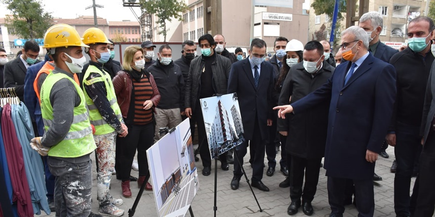 Diyarbakır Valisi: Bağlar cazibe merkezi olacak