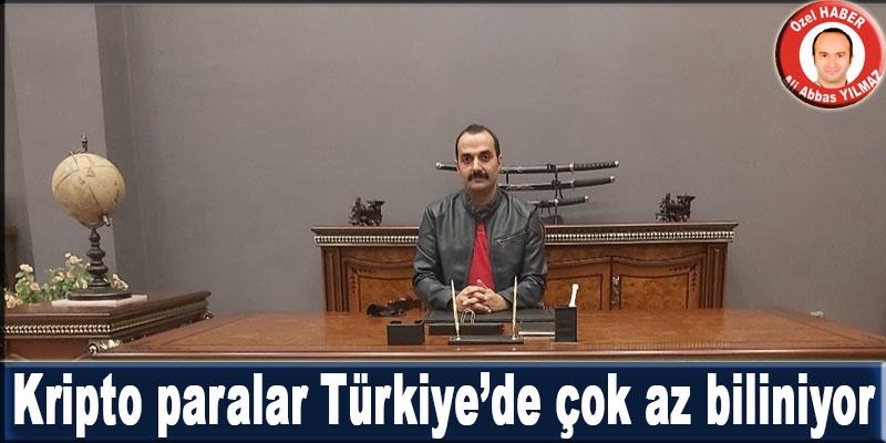 Kripto paralar Türkiye'de çok az biliniyor