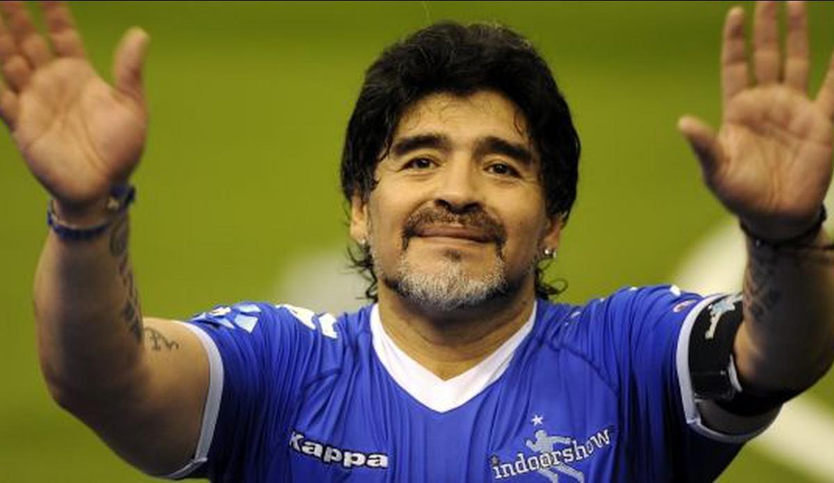 Diyarbakır Maradona'ya ağlıyor