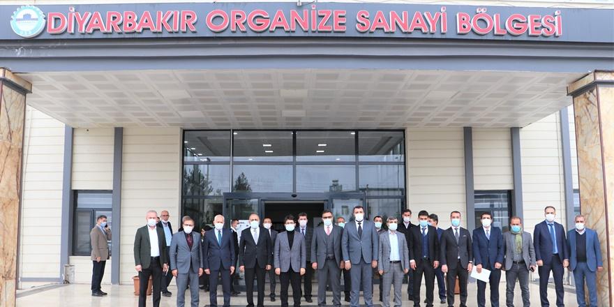 Diyarbakır'da üniversite ile sanayi buluşması