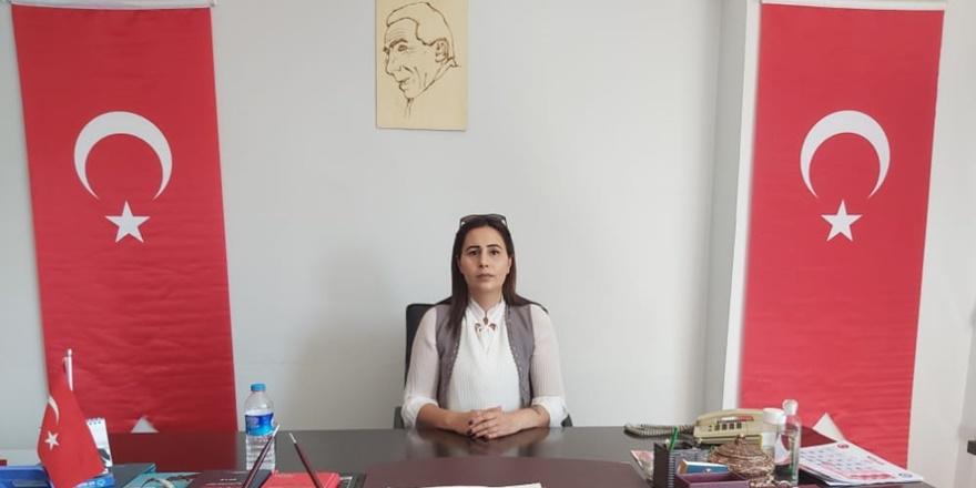 MHP Diyarbakır il kadın kolları başkanı istifa etti