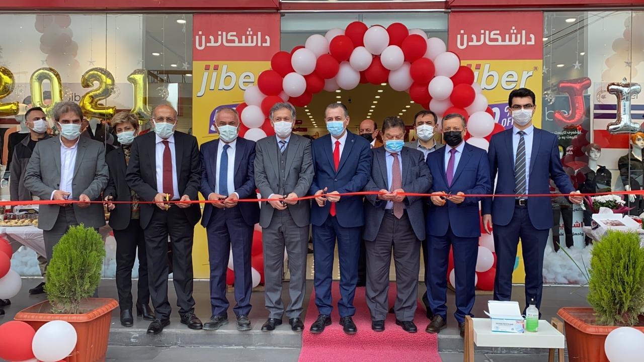 Diyarbakır'ın yerli markası Erbil'de bir şube daha açtı