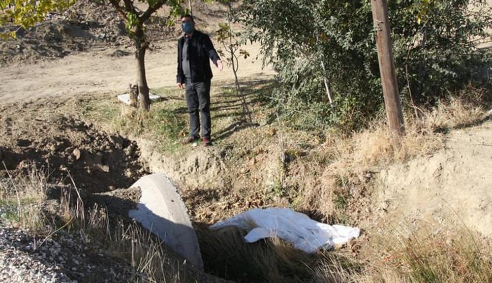 Ergani'de koruma tulumları tehlike saçıyor