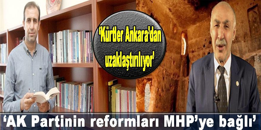 Vahap Çoşkun: AK Parti'nin reformları MHP'ye bağlı