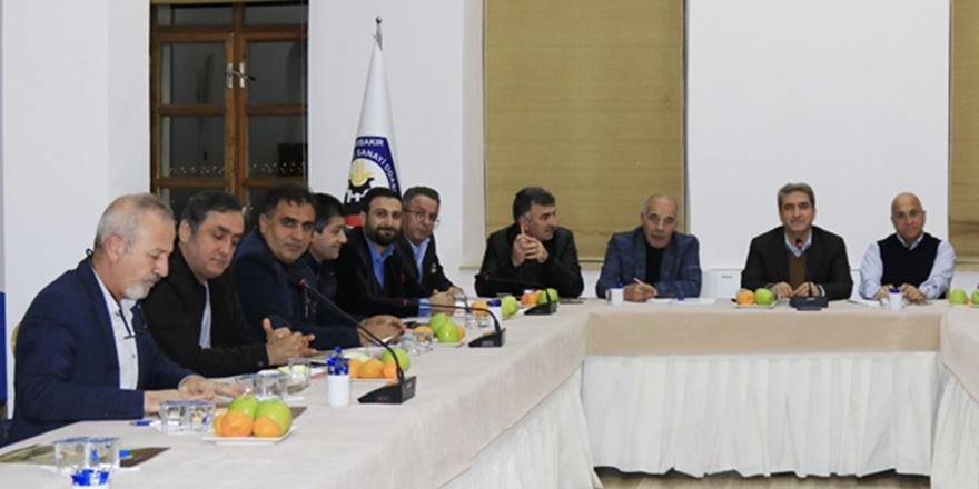 Diyarbakır iş konseyi: Elektrik, su ve doğal gaz bedelleri 6 ay faizsiz ertelensin