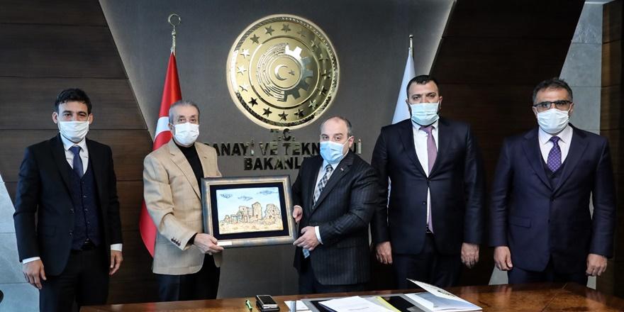Diyarbakır'da sanayi alanı genişliyor